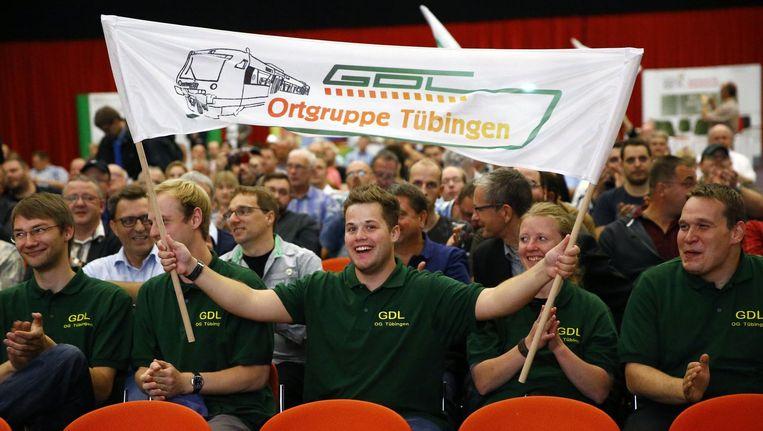 Nationale Staking: Duitse Treinbestuurders Gaan Staken