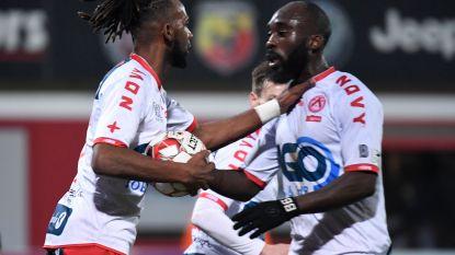 LIVE. Mboyo kopt Kortrijk terug in de wedstrijd!