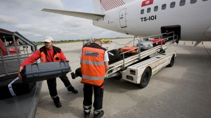 Stakingsaanzegging bij Aviapartner op luchthaven Luik