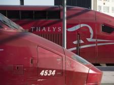 La circulation des trains interrompue entre Louvain et Liège