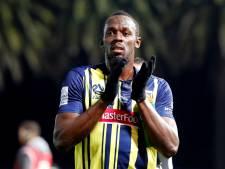 Bolt geeft droom om profvoetballer te worden op: 'Tijd voor andere dingen'