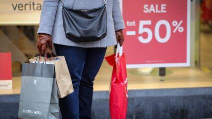 Modehandelaars hebben gematigde verwachting voor solden
