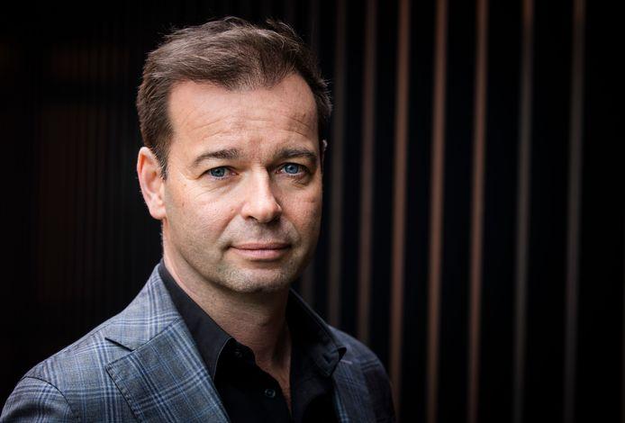 RTL-baas Peter van der Vorst.