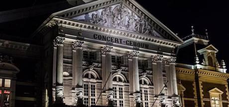 Technofeest in Concertgebouw afgebroken door onveilig plafond