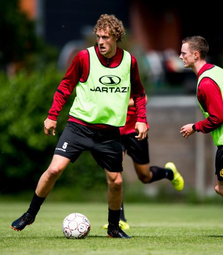 Swinkels kijkt uit naar nieuw seizoen bij Mechelen: 'Ik ga er alles aan doen om in de basis te staan'