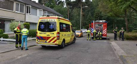 Keukenbrand door vlam in de pan in Tilburg