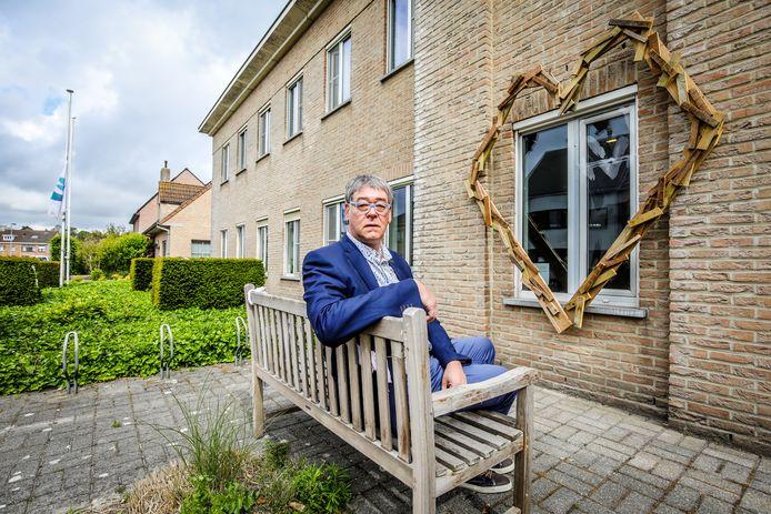Dirk Snauwaert, directeur van woonzorgcentrum Westervier.