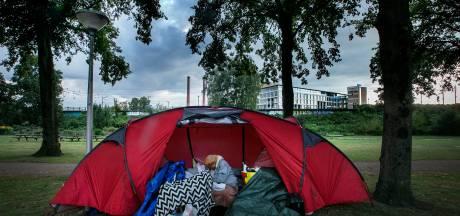 'Vrouw op bankje' in Eindhoven vindt onderdak