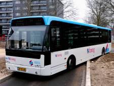Onbemande bus schept bijna motoragent in Nijmegen