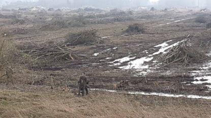 DOVO brengt actieve obussen tot ontploffing in Vlassenbroek