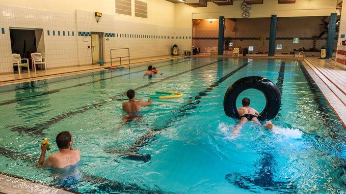 Zwembad sluit eind 2019