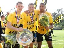 Thomas Oude Kotte vertrekt: 'Niet geslaagd bij Vitesse'