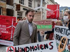 Voltallige oppositie eist duidelijkheid over windmolens Rosmalense Polder