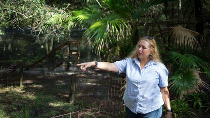 Carole Baskin uit 'Tiger King' dan toch aangeklaagd voor verdwijning echtgenoot