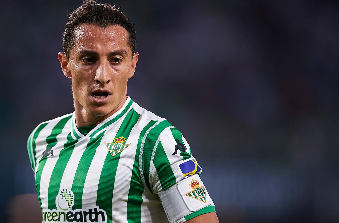 Met Guardado zorgde PSV in 2015 voor een voltreffer. Hij is nu aanvoerder van Betis.