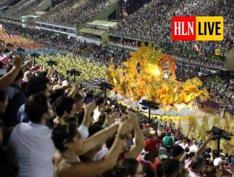 """LIVE. Carnaval Rio de Janeiro uitgesteld tot 2022 - """"Vervroeging  nachtklok behoort tot het plan B"""""""