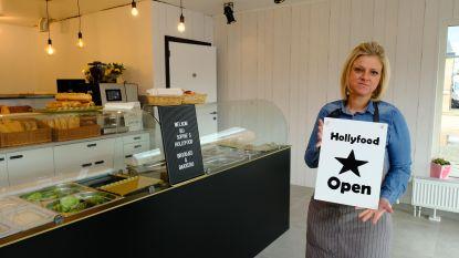 Nieuwe broodjeszaak Hollyfood wil Wall of Fame met bekende Heistenaars