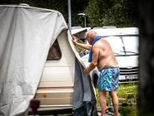 Regels voor campings aangescherpt: ook dicht voor vaste bezoekers