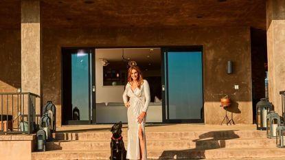 BINNENKIJKEN. Caitlyn Jenner vertoeft in afgelegen Malibu met zicht op zee