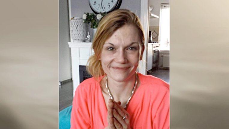 Een vrijgegeven foto van de vermiste Sabrina Oosterbeek. Beeld Opsporing Verzocht