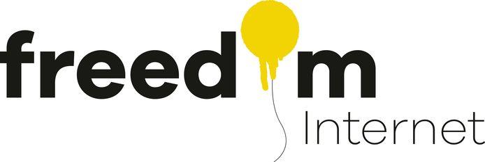 Het logo van de nieuwe provider