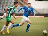 Jong FC Den Bosch simpel langs Achilles Veen