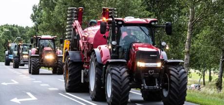 Boeren schorten acties week op en stellen ultimatum