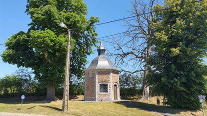 Kapel van Ransberg krijgt opknapbeurt, gemeente zoekt ondertussen verdwenen schilderij uit kapel