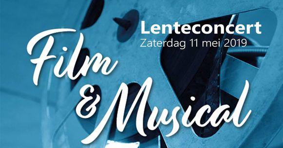 Het HarmonieOrkest van Sint-Martens-Latem geeft op zaterdag 11 mei een lenteconcert in de gemeentelijke sporthal.
