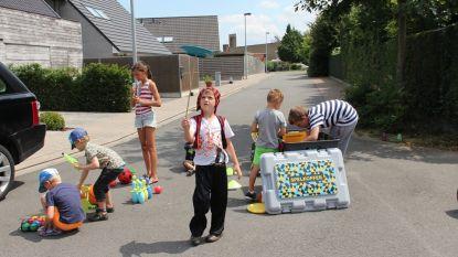 Al vijftien speelstraten in Wevelgem deze zomer