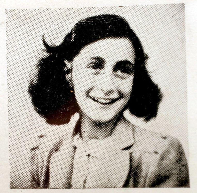 Anne Frank. Foto © ANP Beeld