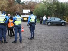 Massale controle bij Doornse camping De Bonte Vlucht: niet-ingeschreven bewoners schrijven zich alsnog in