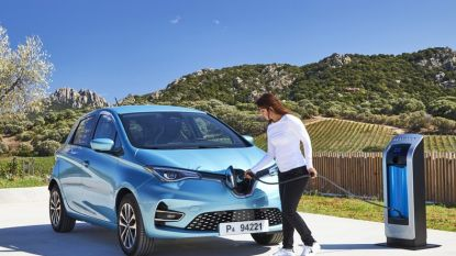 Nieuwe Renault Zoe met 52kWh-huuraccu kost 25.390 euro