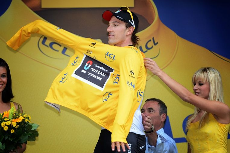 Fabian Cancellara. Beeld epa