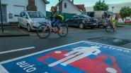 In één klap drie fietsstraten open