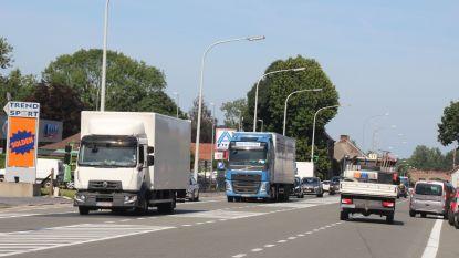 Sp.a/Groen pleit voor invoering wegentaks op N46 om zwaar vervoer boven de 3,5 ton te weren
