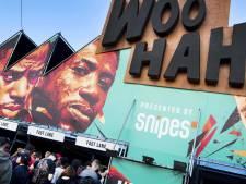 Voor wapenbezit gearresteerde J Hus welkom in Tilburg op WOO HAH-festival