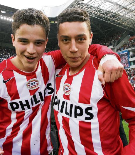 Afellay is terug bij PSV, maar waar is Aissati?