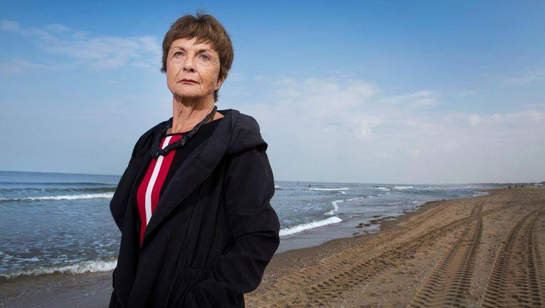 Joan van Baarle: 'Gaby was een heel mooie vrouw, maar op het eind zag je de dood in haar ogen' Beeld Jacques Zorgman