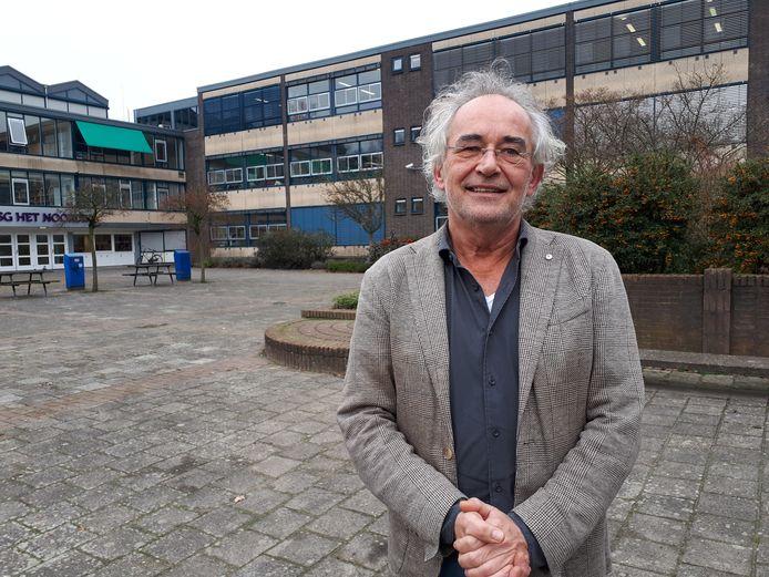 Locatiedirecteur Gert ten Hove is blij dat er na vele gesprekken duidelijkheid is over verbouwing van Het Noordik.