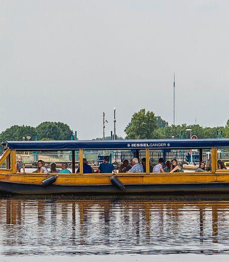 Dit jaar geen rondvaarten meer op Oude IJssel met fluisterboot