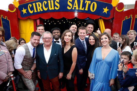 Cast van 'De Buurtpolitie: het circus'