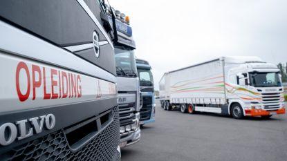 """CVO start met opleiding Vrachtwagenchauffeur: """"Gat in de markt in Mechelse regio"""""""