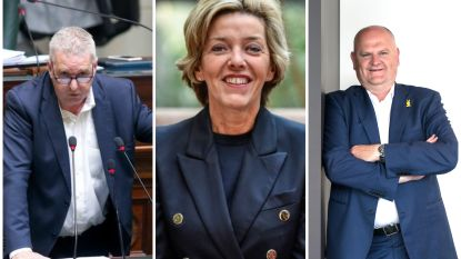 Vlaamse regering kiest nieuwe gouverneurs voor Vlaams-Brabant, Oost-Vlaanderen en Limburg