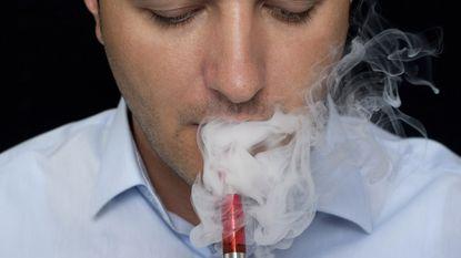 Bewijs groeit dat e-sigaret helemaal niet gezonder is