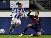 Nieuwkoop: 'Dat was geen penalty voor Heerenveen'