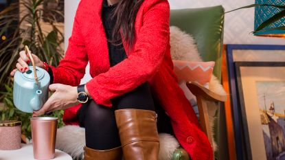 BV kijkt TV | VRT-journaliste Fatma Taspinar(35)