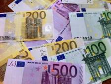 'Hé, wat hebben we hier, 14.000 euro!'