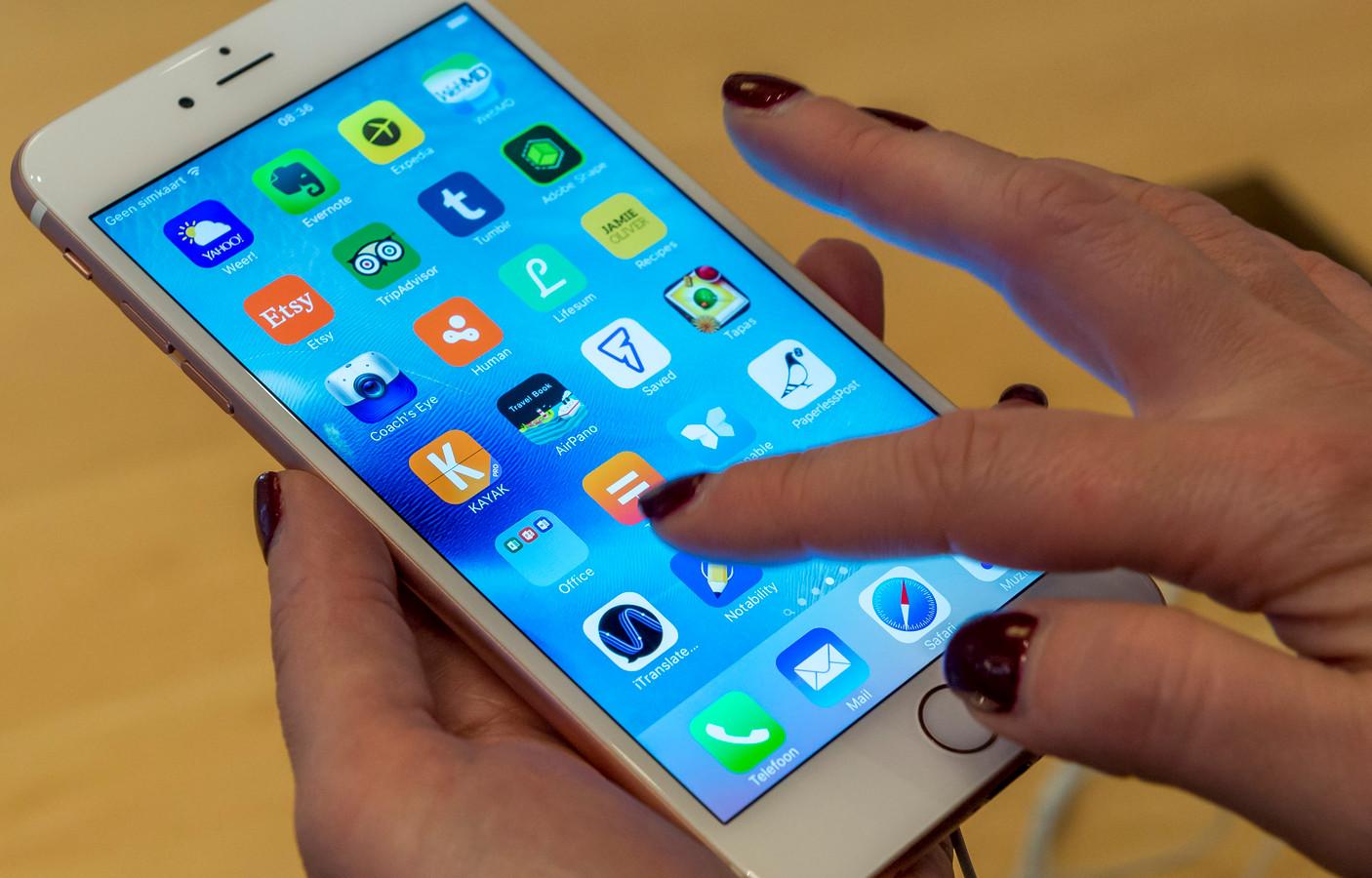 Accu Iphone