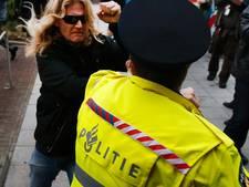 Geweld tegen agenten steeds heftiger